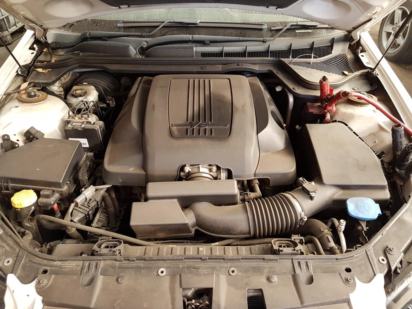View Auto part Engine Holden Commodore 2011