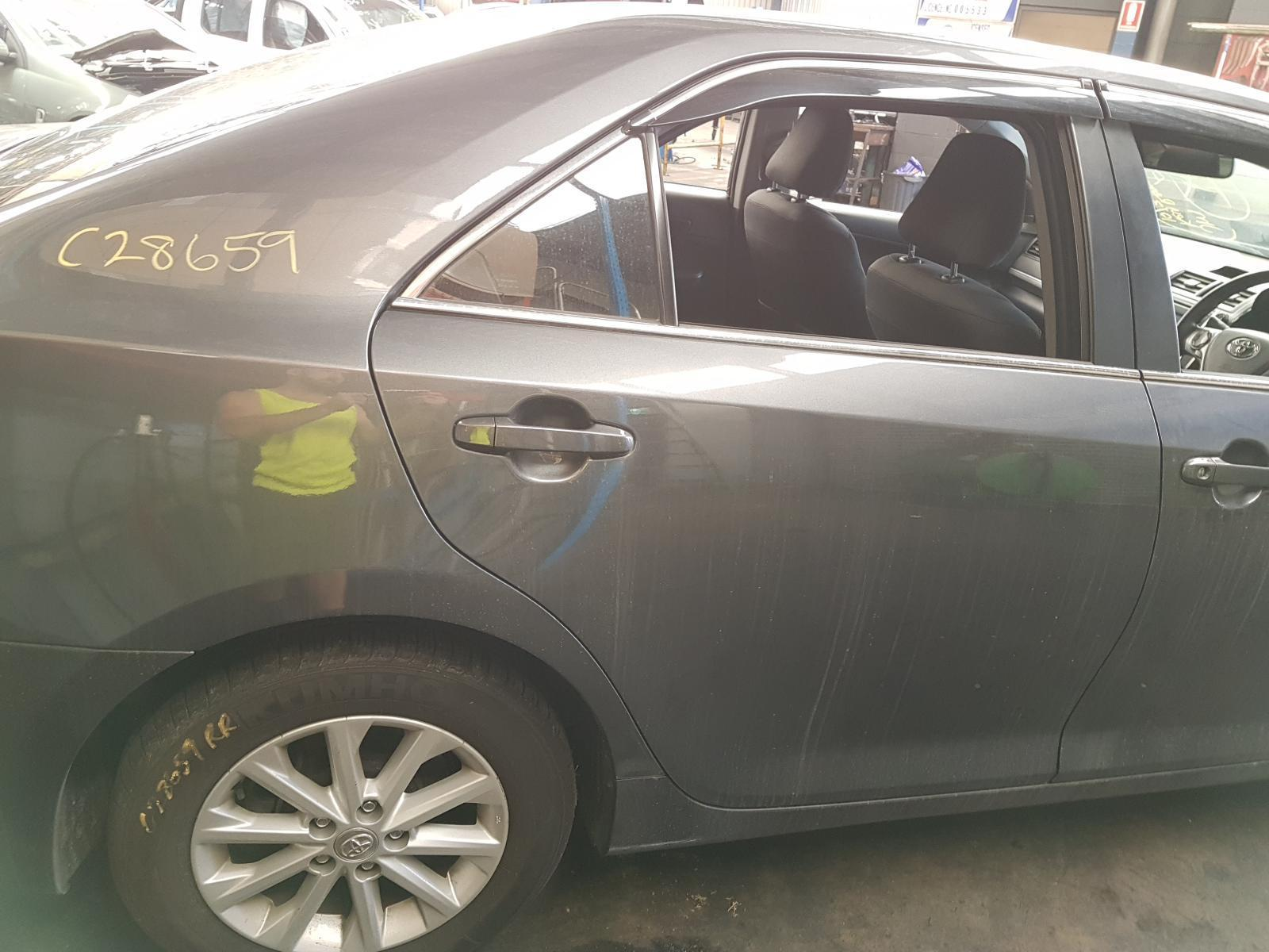 View Auto part Right Rear Door Sliding Toyota Camry 2014