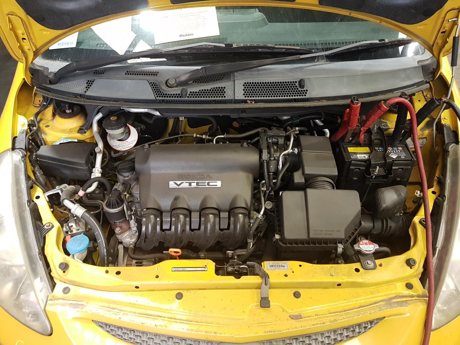 View Auto part Engine Honda Jazz 2007