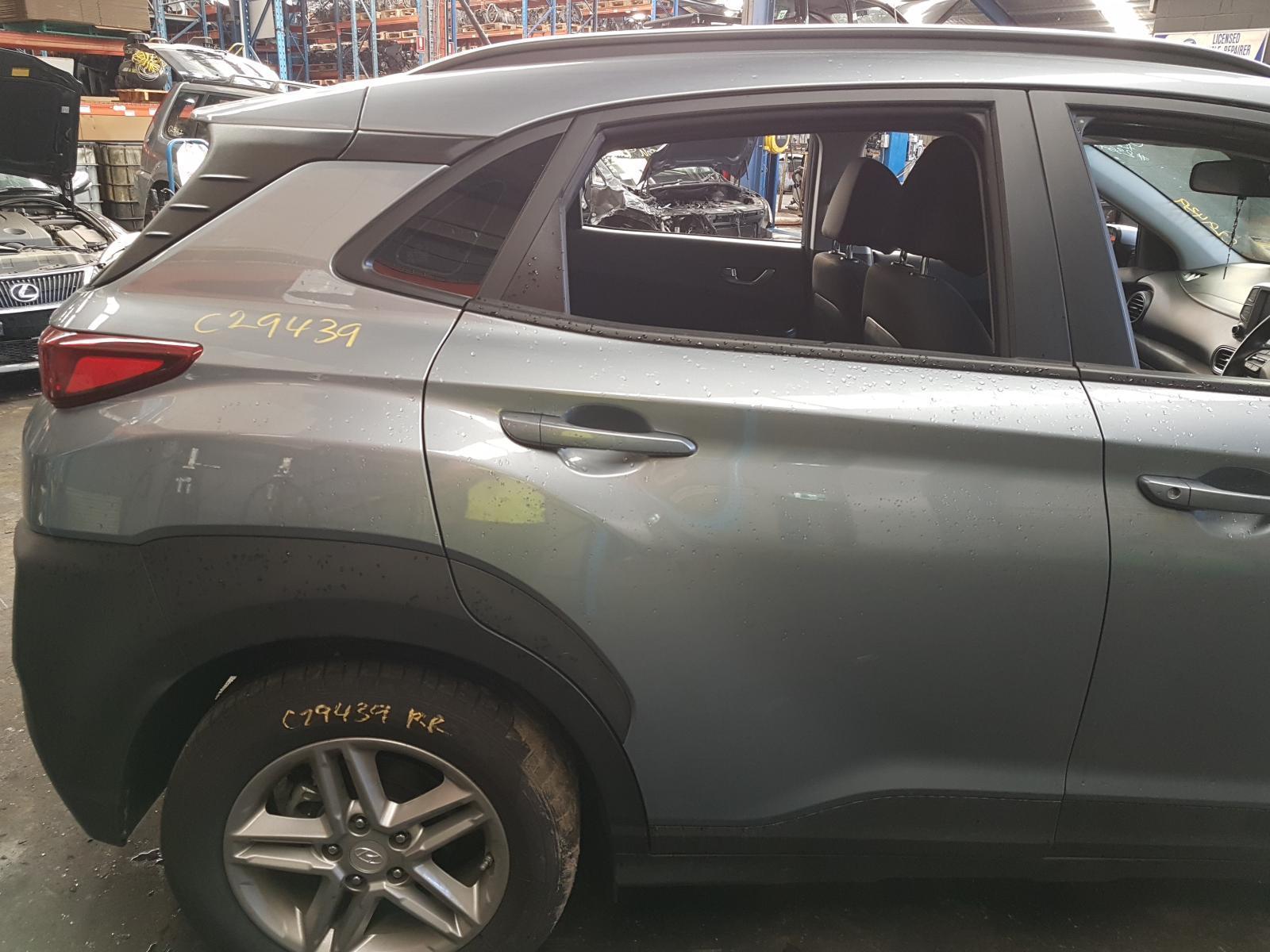View Auto part Right Rear Door Sliding Hyundai Kona 2020