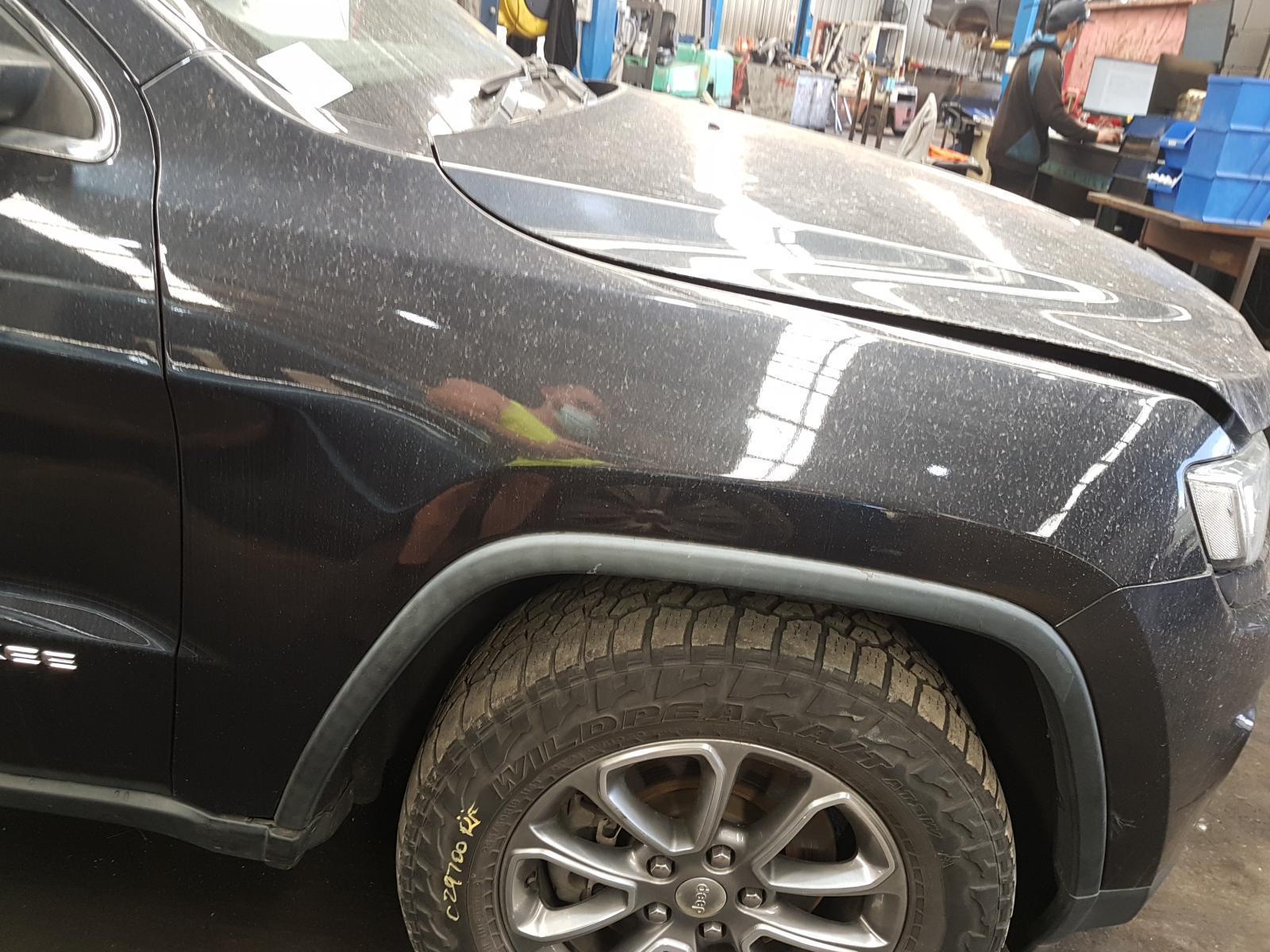 View Auto part Right Guard Jeep Grandcherokee 2014