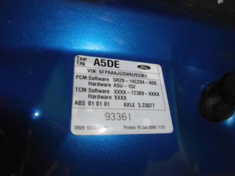 View Auto part Bonnet Hinge/Strut Ford Falcon 2006