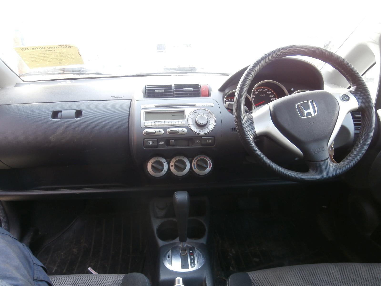View Auto part Bonnet Lock/Support Honda Jazz 2006