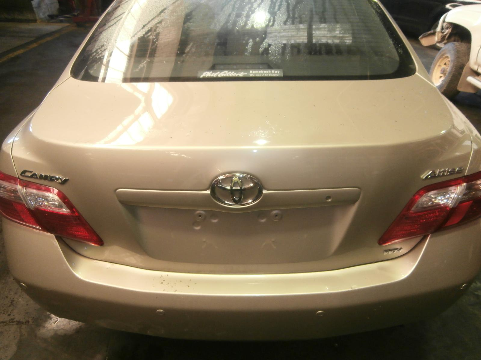 View Auto part Overflow Bottle Toyota Camry 2007
