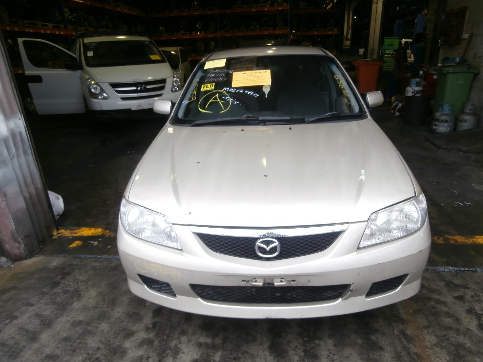 View Auto part Bonnet Lock/Support Mazda 323 2001