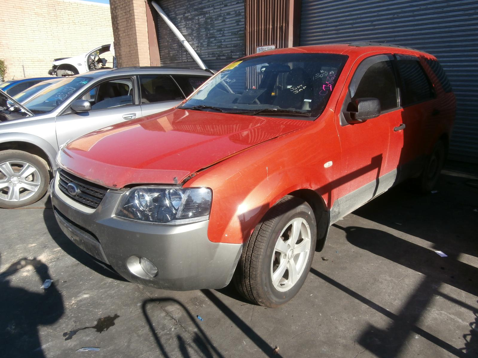 View Auto part Bonnet Lock/Support Ford Territory 2004