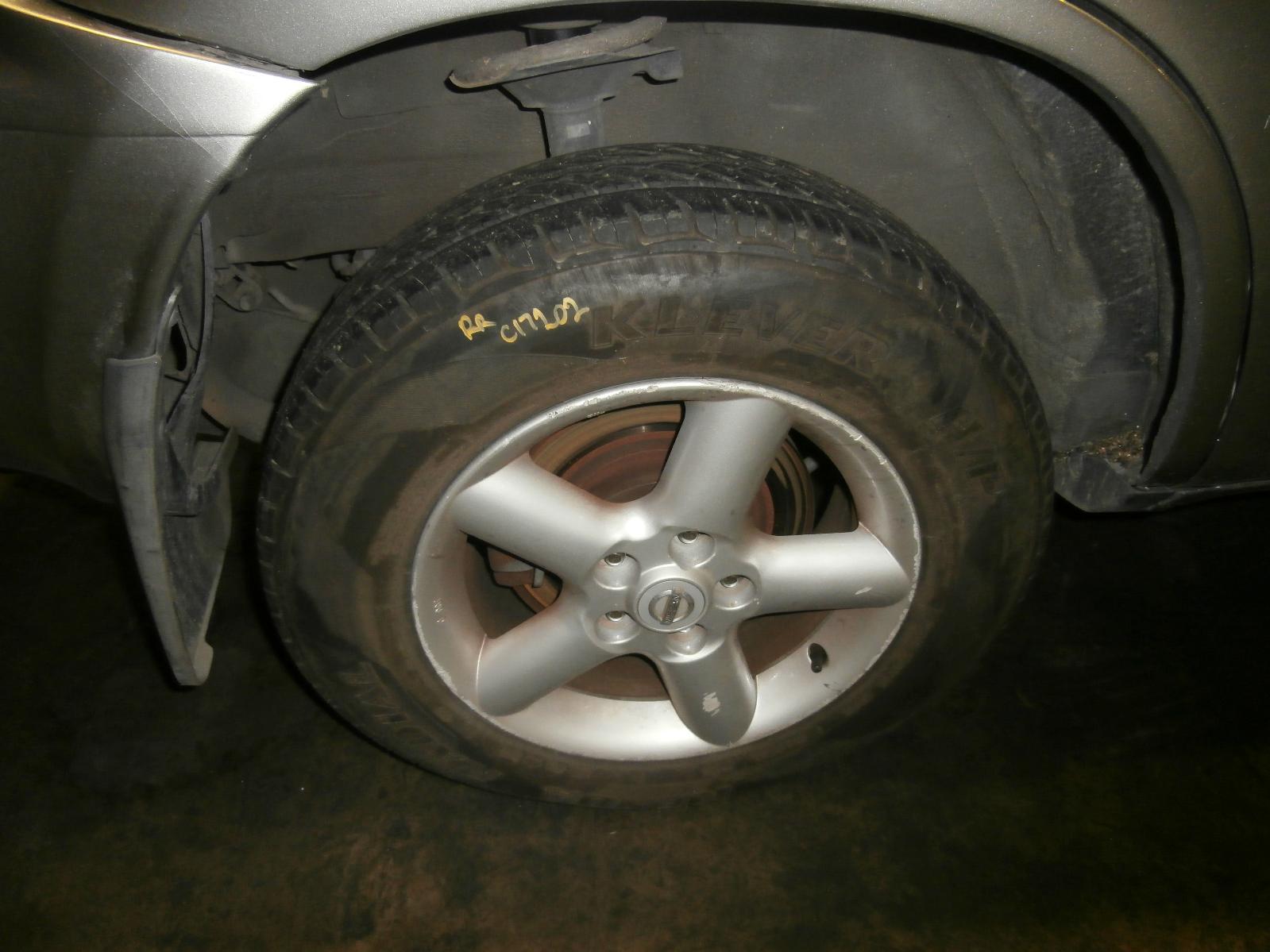 View Auto part R/Bar Bracket/Reinfo Nissan Xtrail 2002
