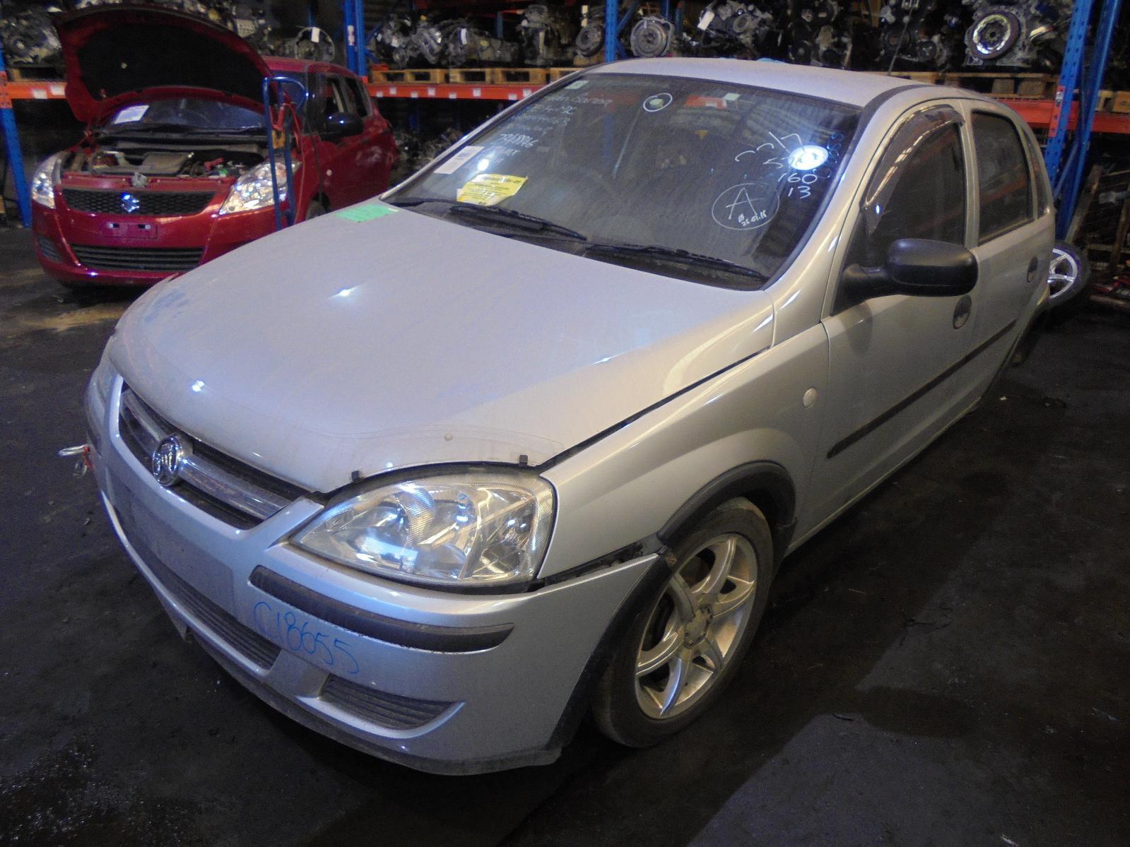 View Auto part Left Front Door Window Holden Barina 2004