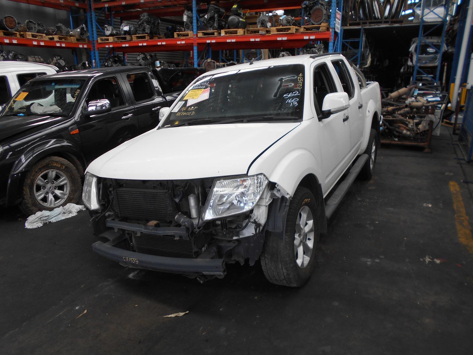 Nissan Navara Starter Motor Diesel 25 Yd25 140kw Turbo D40 Fuse Box Location 2 5