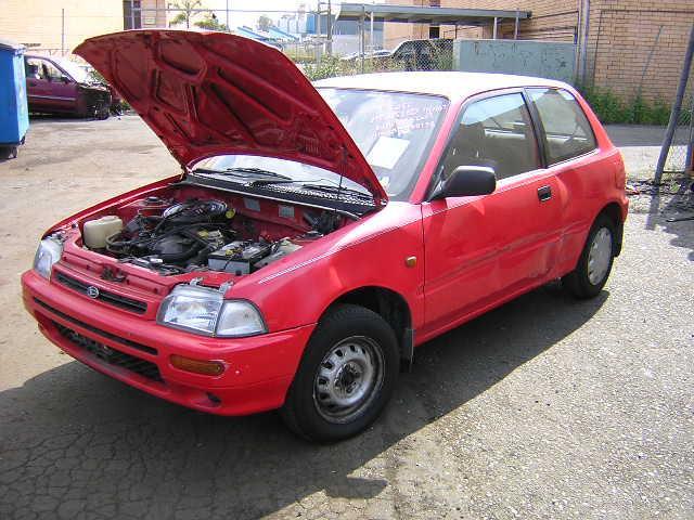 View Auto part Bonnet Lock/Support Daihatsu Charade 1994