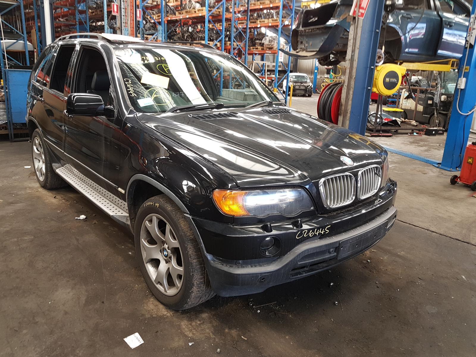 View Auto part Rear Spoiler Bmw X5 2002