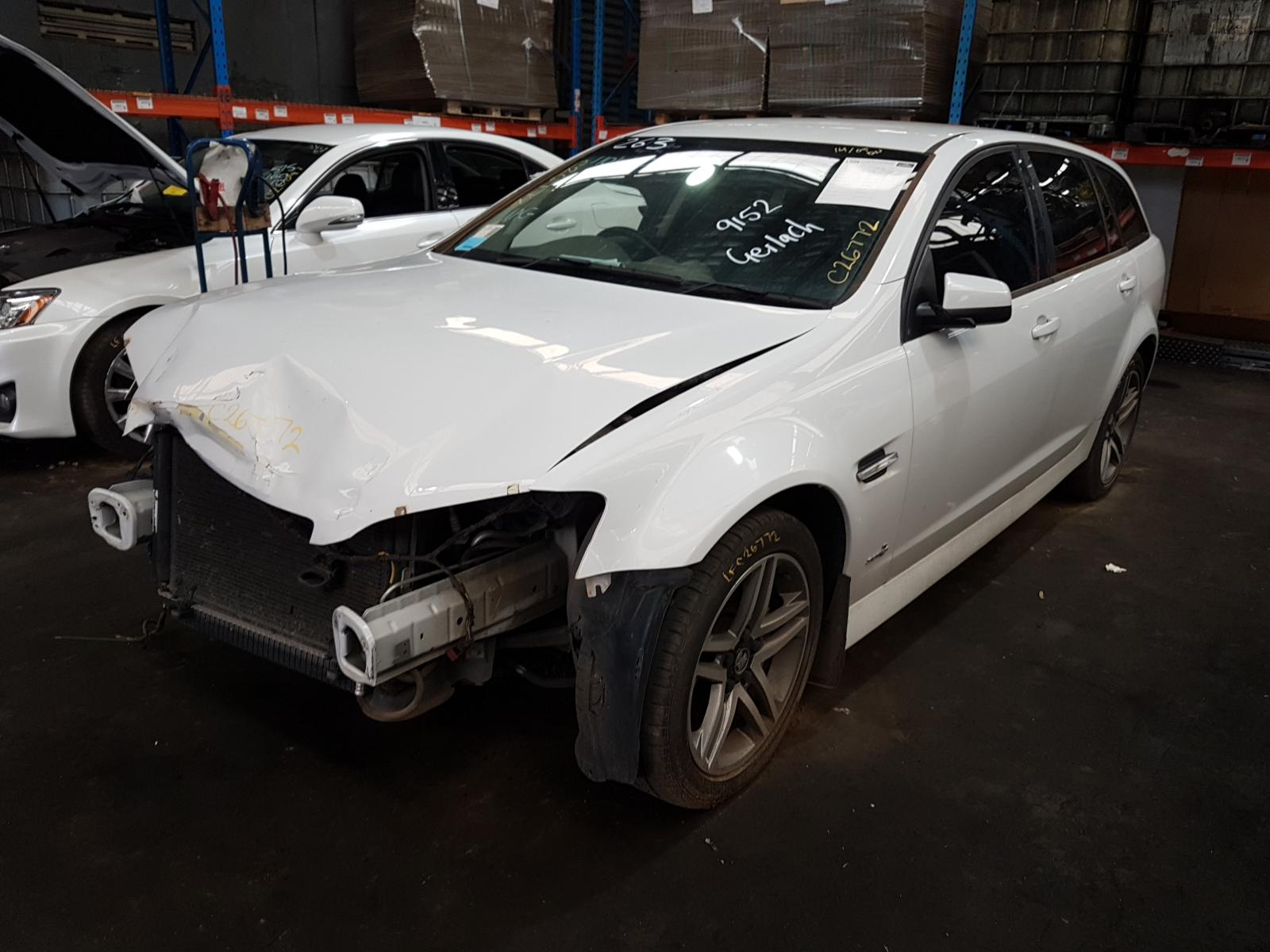 View Auto part Left Rear Wnd Reg/Motor Holden Commodore 2011