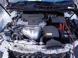 View Auto part Engine Toyota Camry 2016