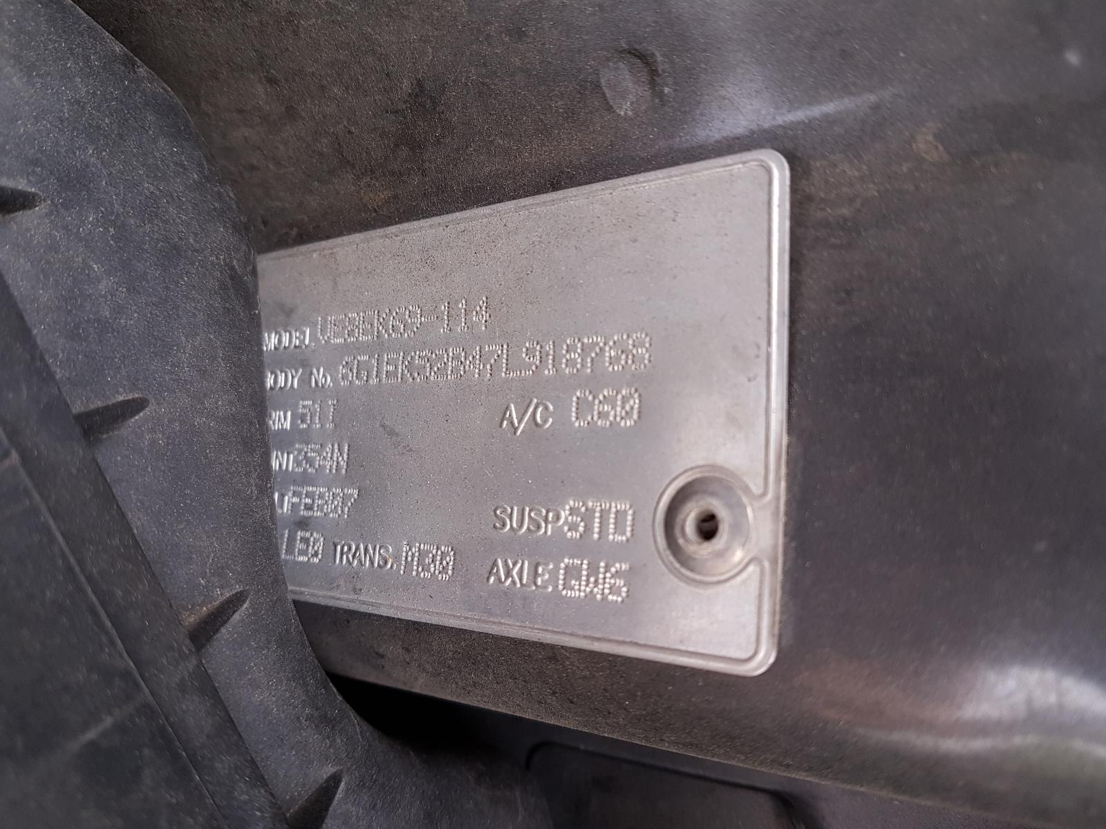 View Auto part Combination Switch Holden Commodore 2008
