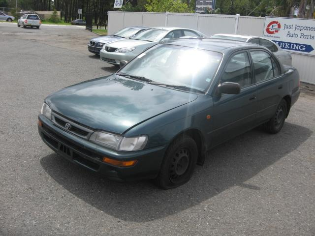 View Auto part Left Rear Wnd Reg/Motor Toyota Corolla 1997