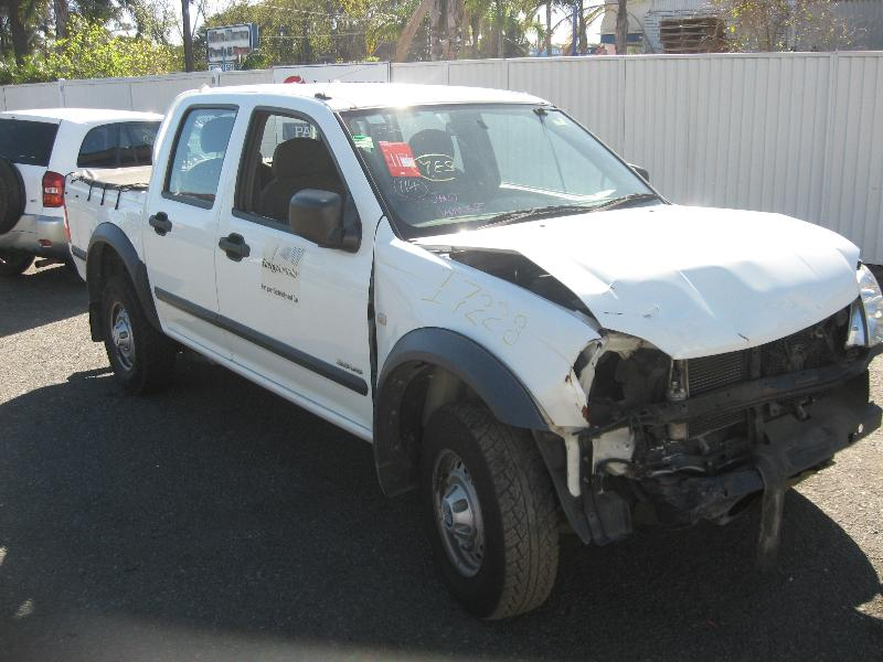 View Auto part Left Rear Wnd Reg/Motor Holden Rodeo 2004