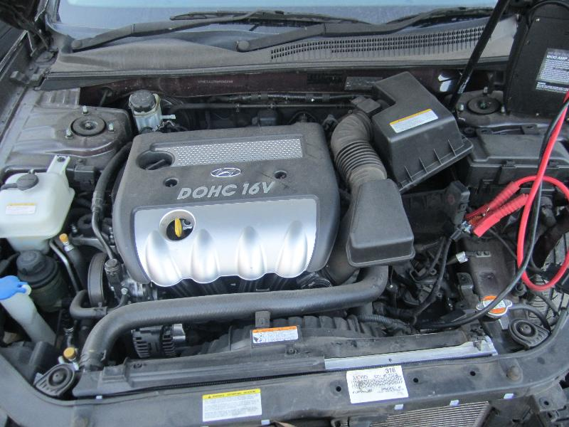 View Auto part Overflow Bottle Hyundai Sonata 2006