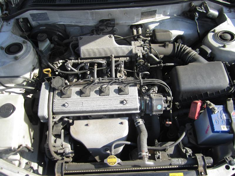 View Auto part Washer Bottle Toyota Corolla 2000
