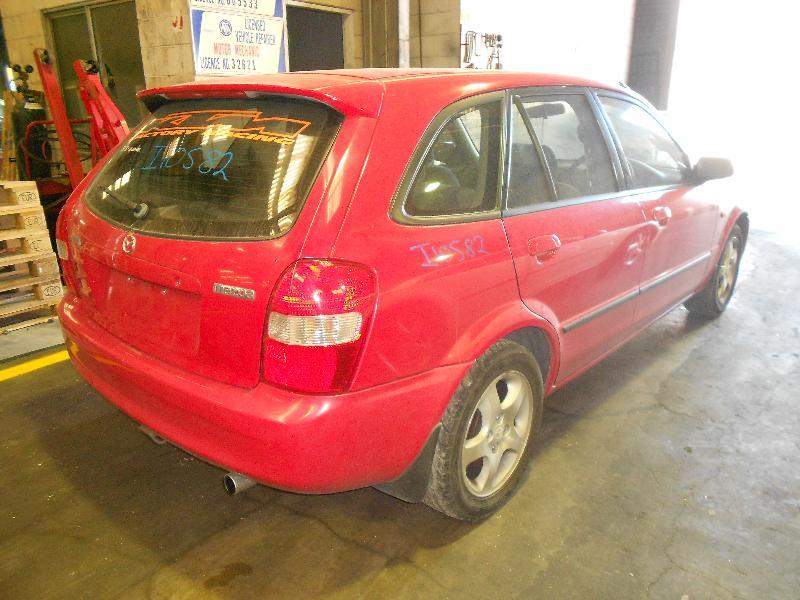 View Auto part Bonnet Lock/Support Mazda 323 1998