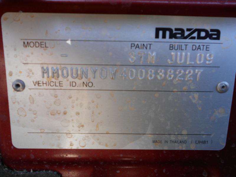 View Auto part Bonnet Hinge/Strut Mazda Bt50 2009
