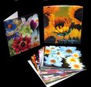 Flower cards