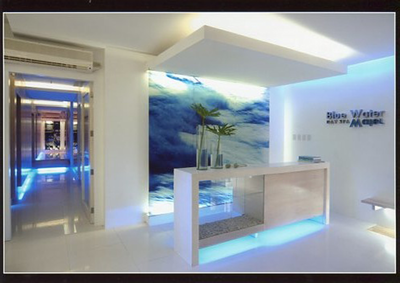 Ins blue water day spa 2