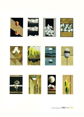 Zobel zen2003 calendar