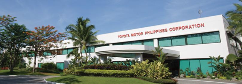 Toyota Motor Philippines Corporation