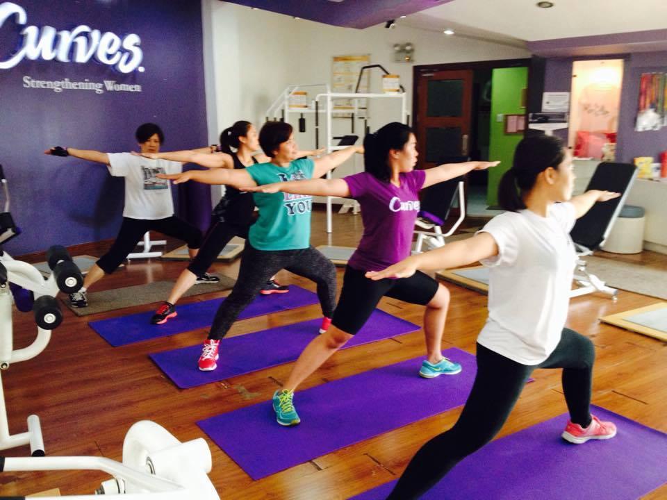 Curves Philippines, Inc.