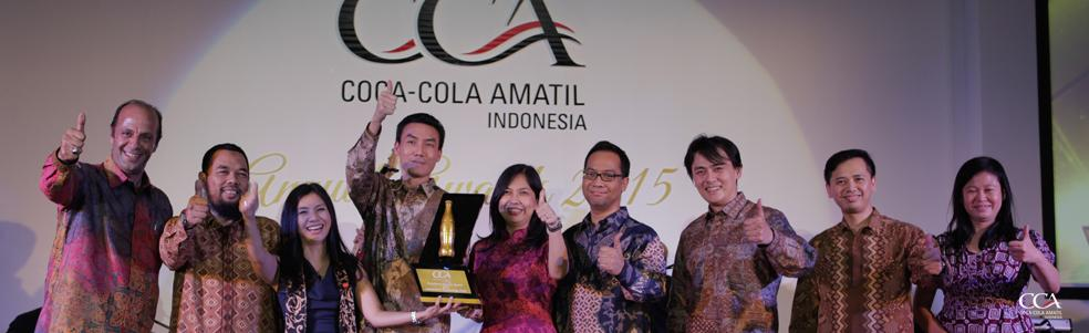 Coca Cola Amatil Indonesia