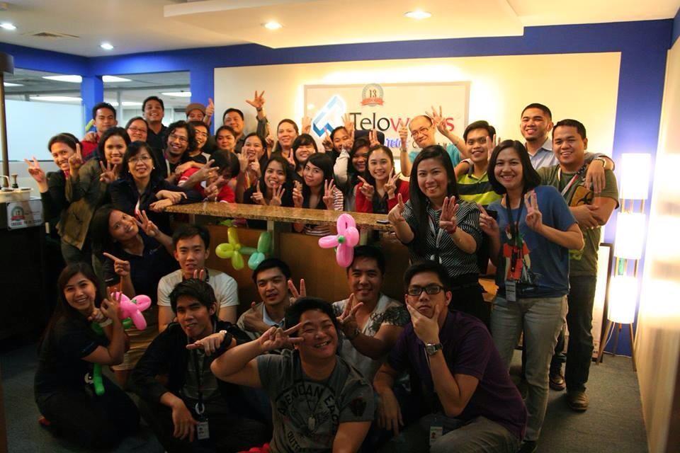 Teloworks Philippines Inc.