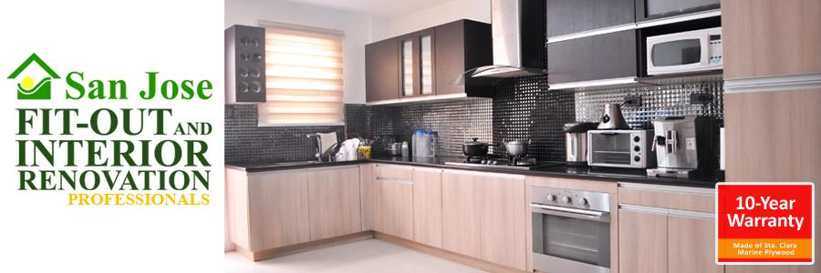 San Jose Kitchen Cabinets Manufacturing