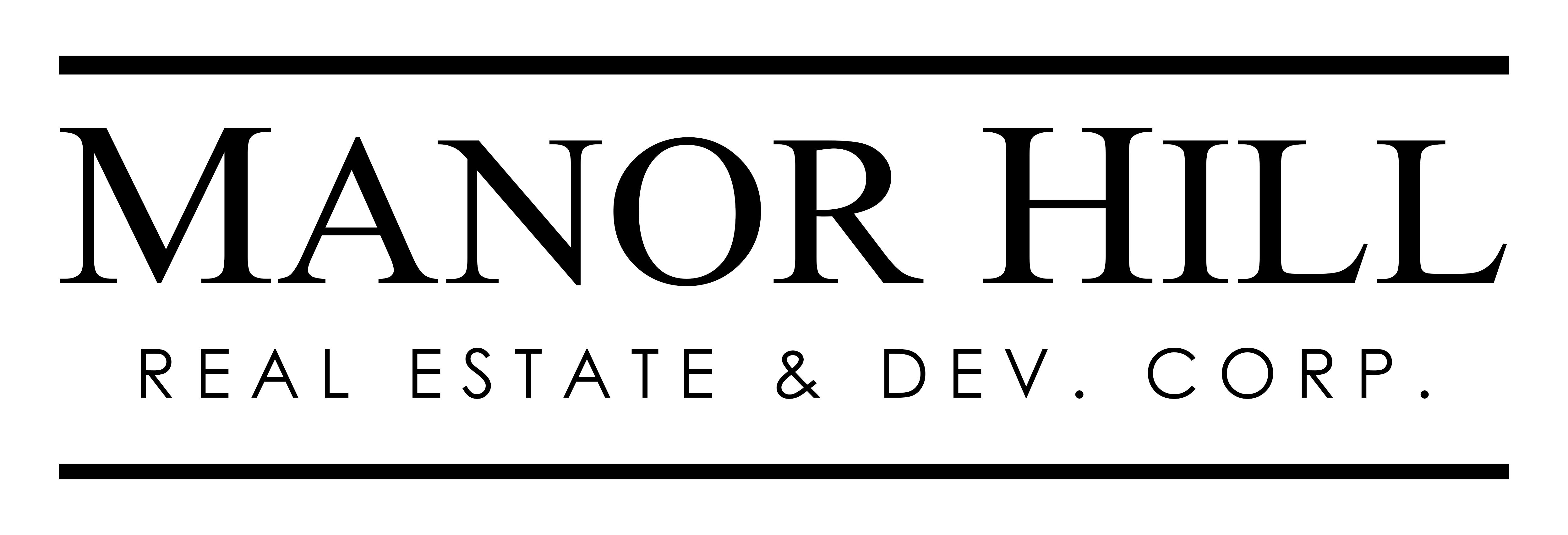 Manor Hill Real Estate and Dev. Corp
