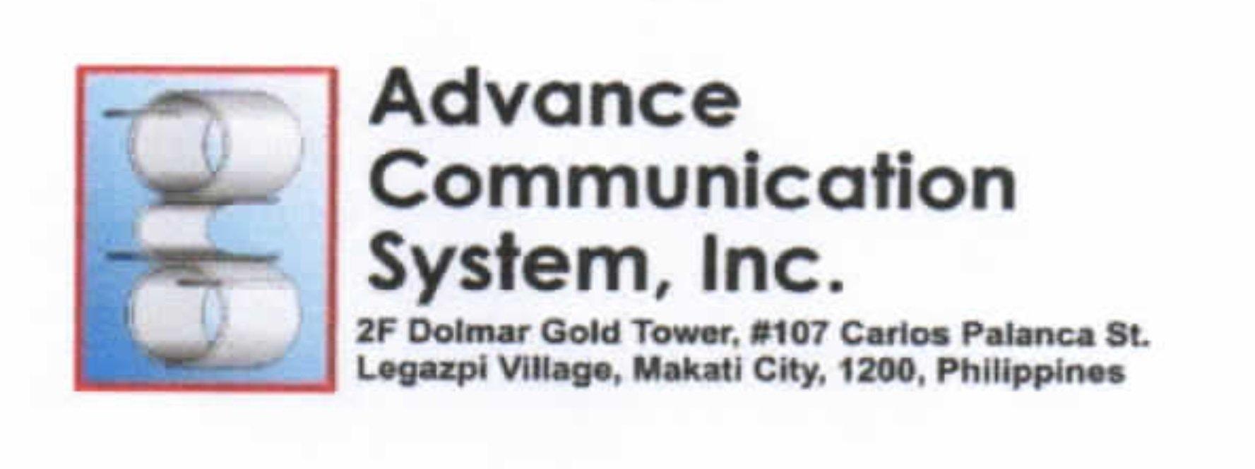 AHD Advance Communication System Inc.