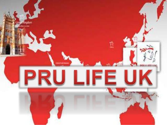 Pru Life of U.K.