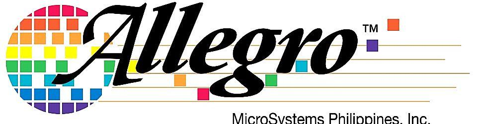 Allegro MicroSystems Philippines, Inc. - CHED IRSE Grants