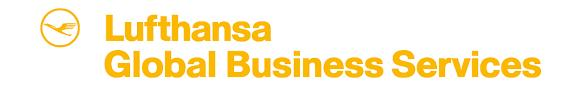 Lufthansa Global Business Services