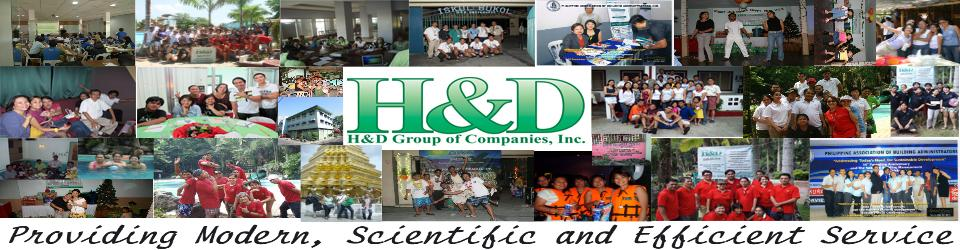 H&D GROUP OF COMPANIES INC.