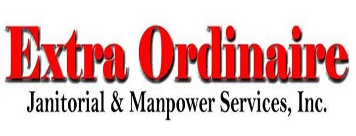 Extra Ordinaire Janitorial and Manpower Services Inc.
