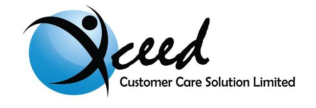 XCEED Customer Care Solutions