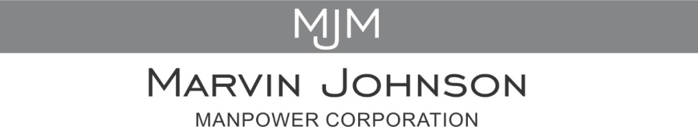MARVIN JOHNSON MANPOWER CORP