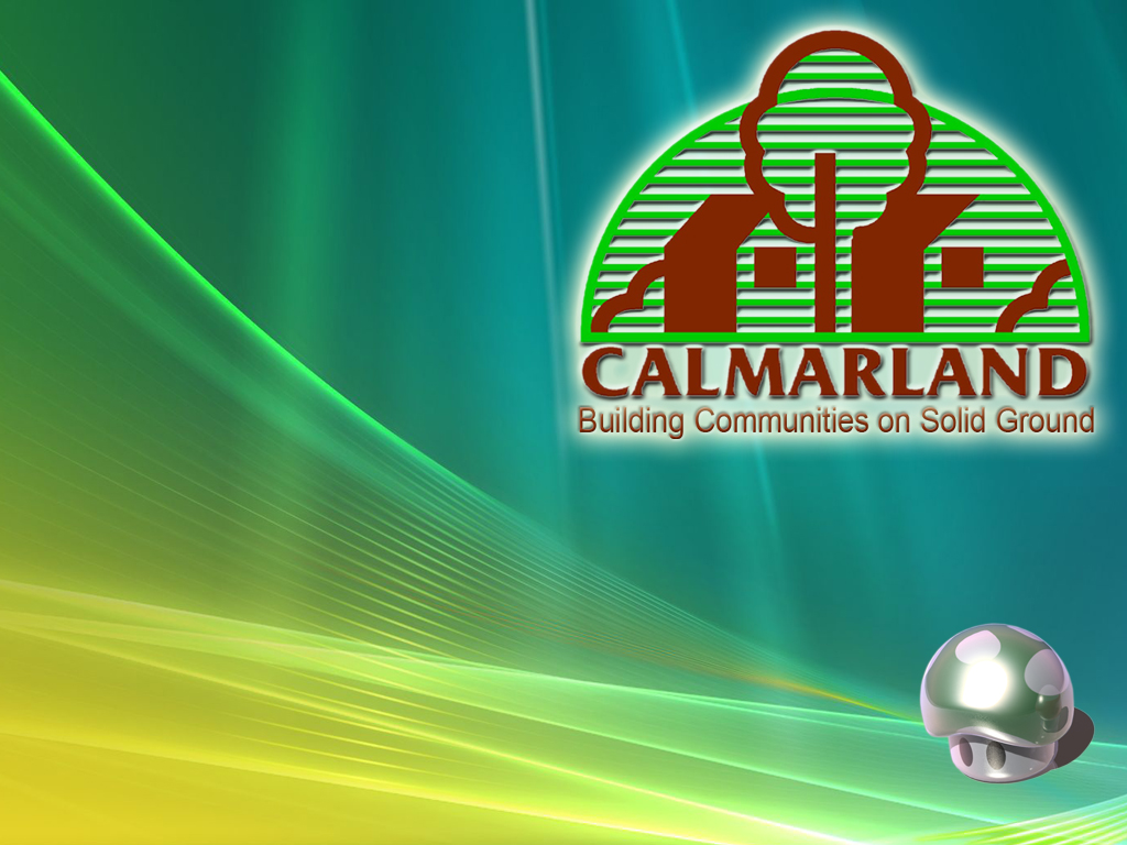 Calmarland Development Corporation