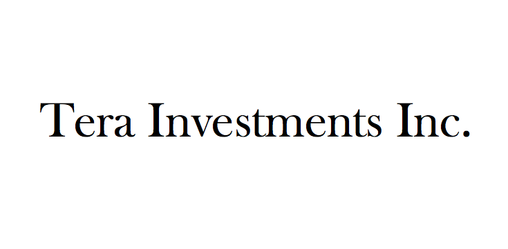 Tera Investments Inc.