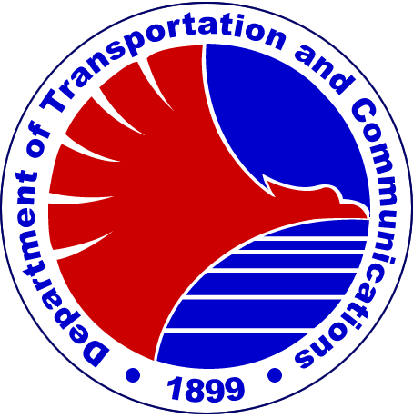 Department of Transportation and Communications logo