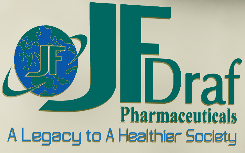 JF DRAF PHARMACEUTICALS CORP.