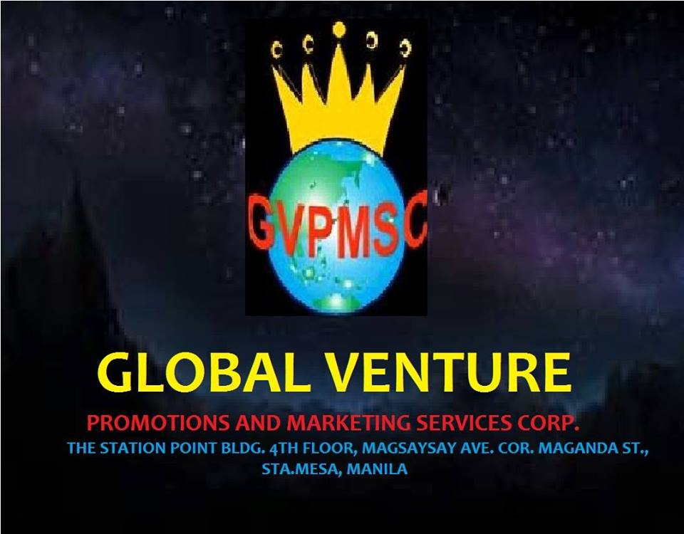 Global Venture Promotions & Marketing Services  Corp.