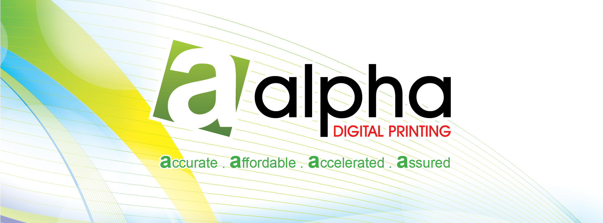Alpha Digital Printing