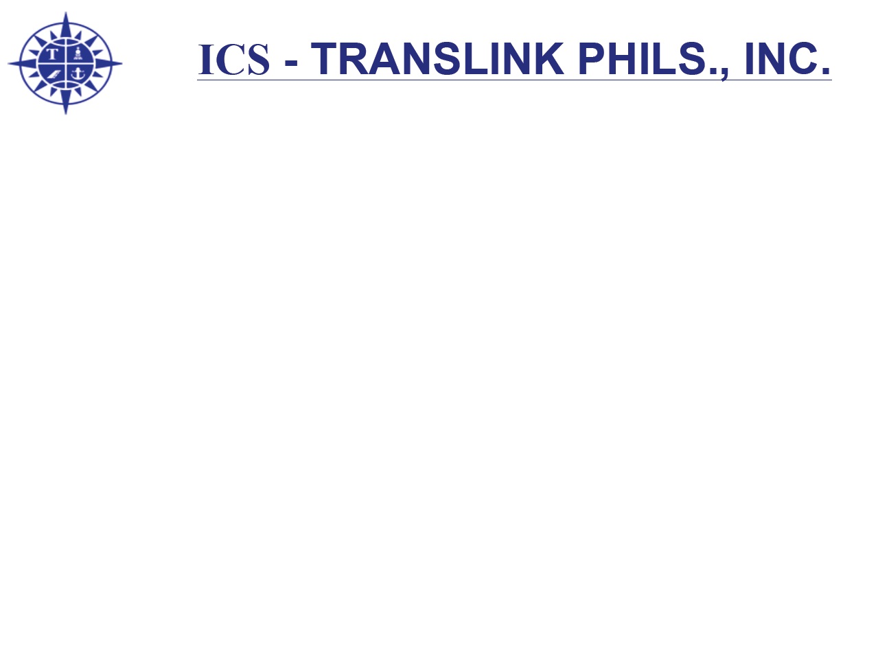 ICS-Translink (Phils.,) Inc.