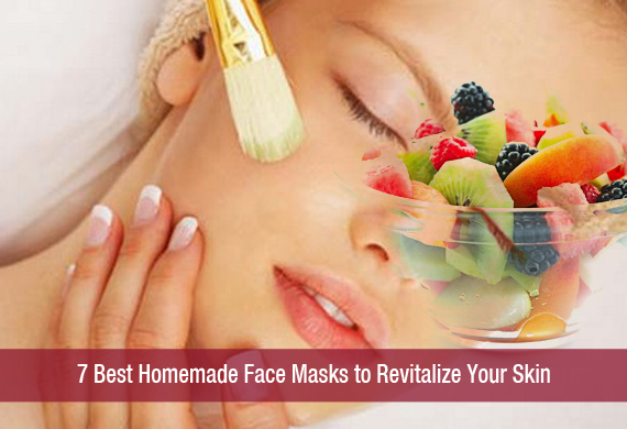 7 Best Homemade Face Masks to Revitalize Your Skin