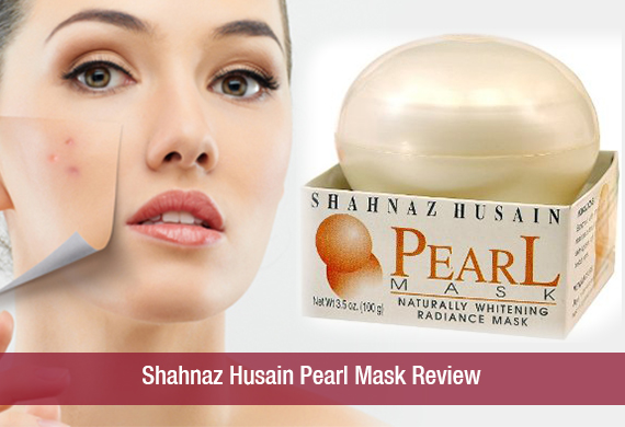 Shahnaz Husain Pearl Mask Review